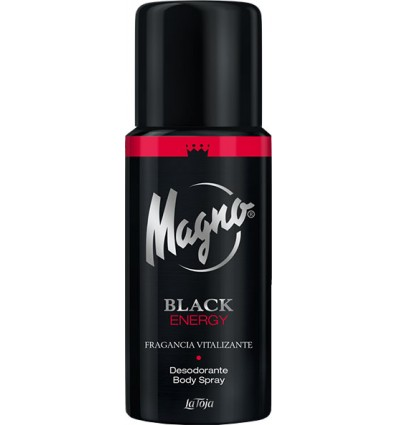 MAGNO DEOSPRAY BLACK