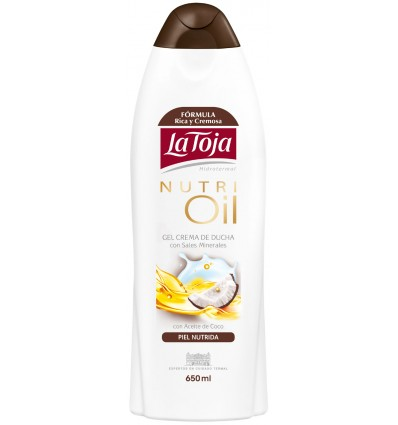 GEL COCO (Nutri Oil)